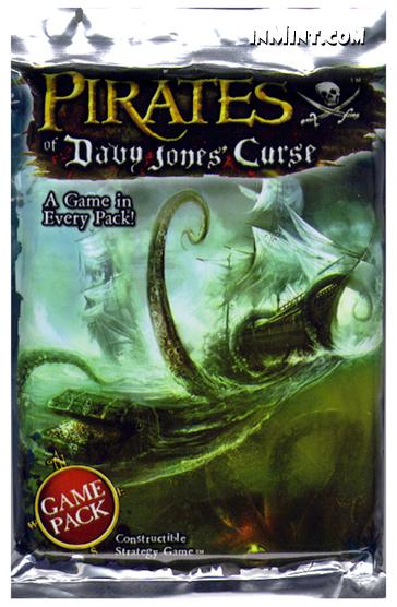 Pirates of Davy Jones Curse pack