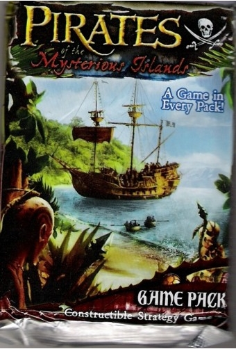 Pirates of the Mysterious Islands pack