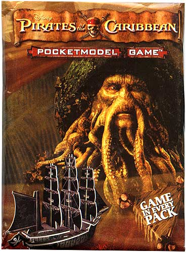 Pirates of the Caribbean pack