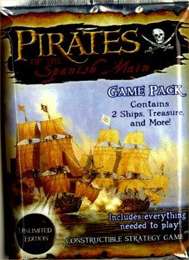 Pirates of the Spanish Main pack