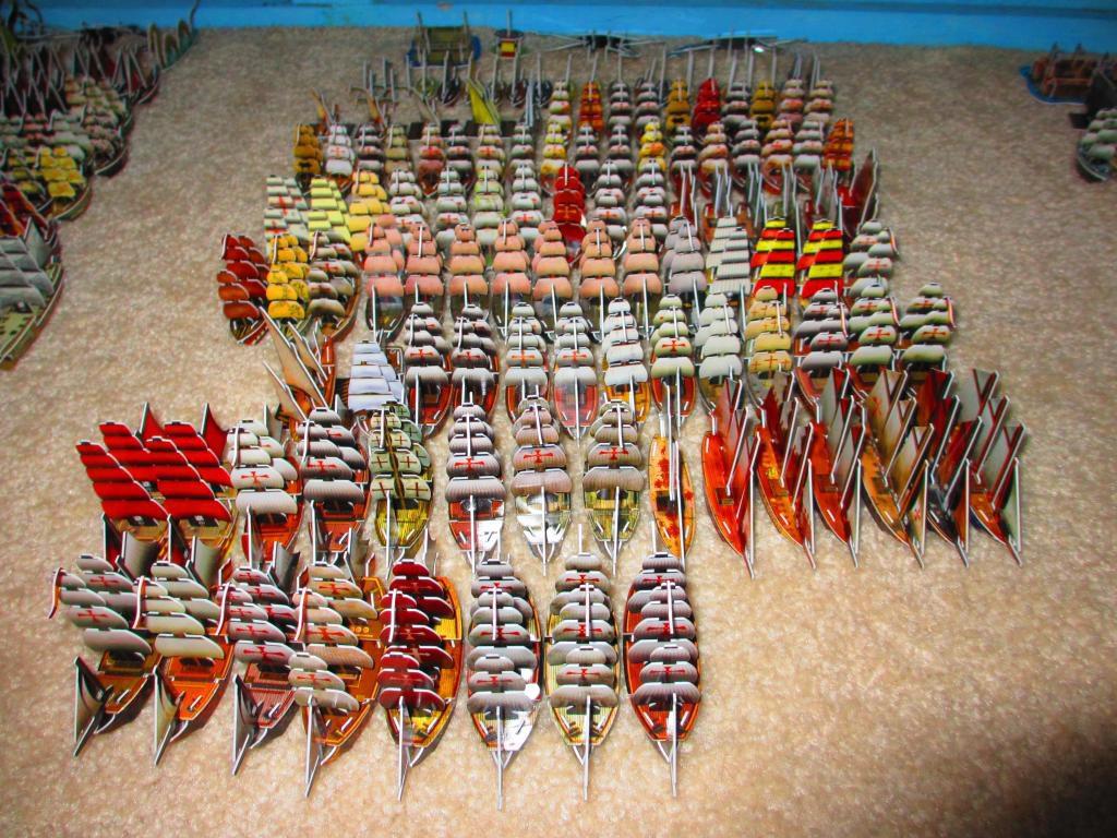 Spanish fleet Pirates CSG