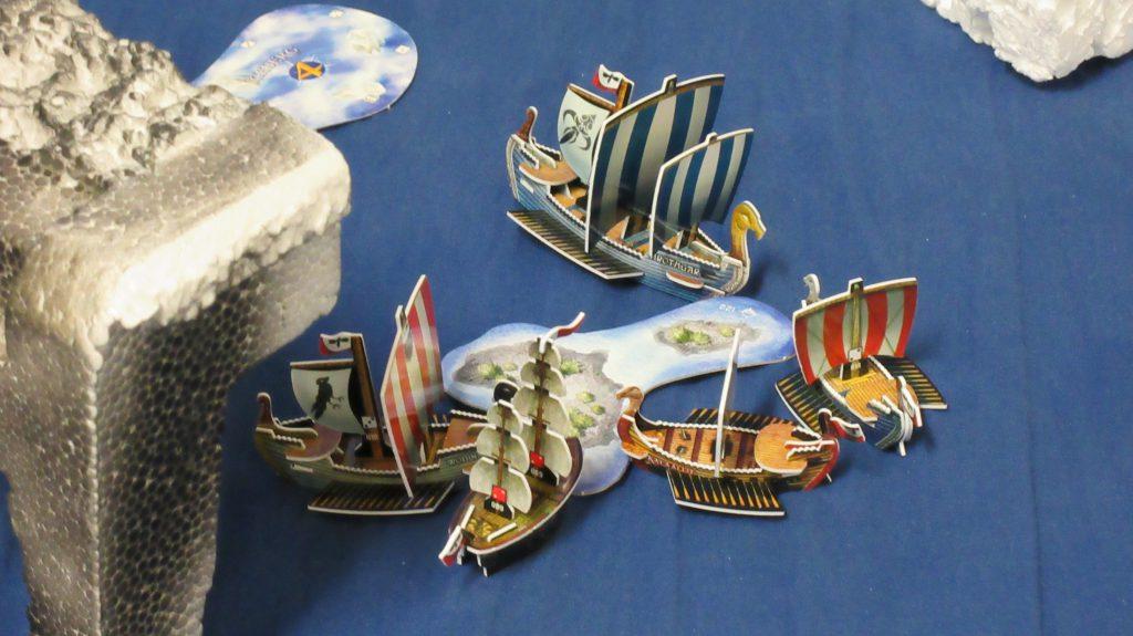 Pirates CSG Vikings Frozen North