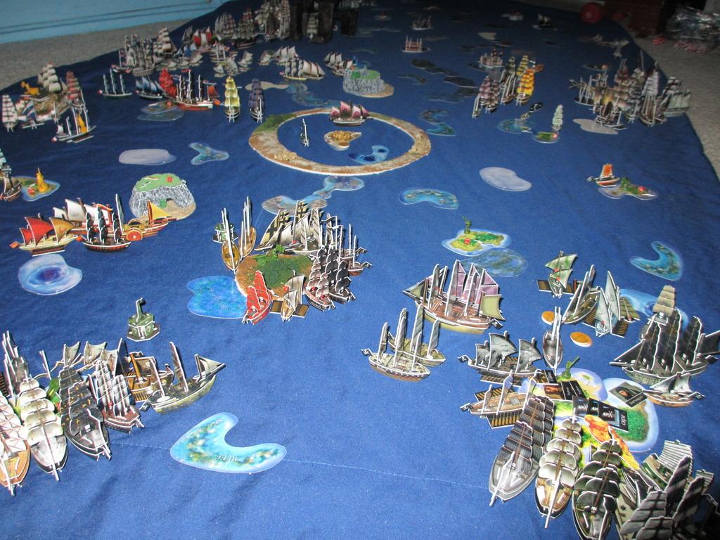 2015 Economy Edition game (Pirates CSG)