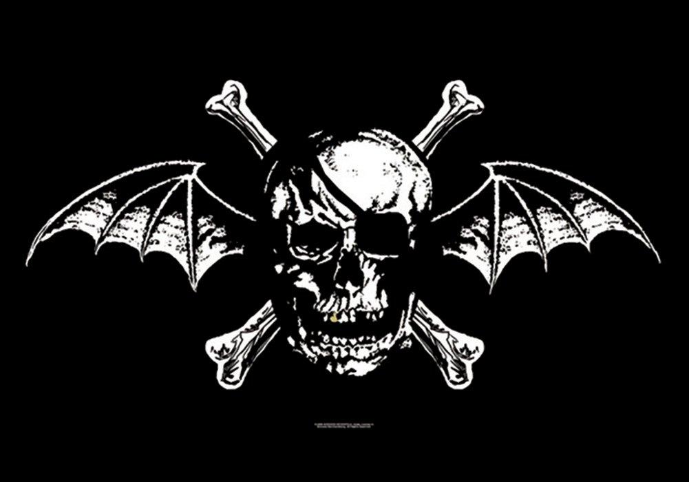 Pirate Deathbat Pirates CSG Podcast Logo