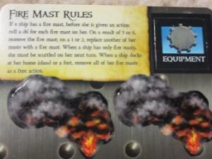 Fire Mast Rules