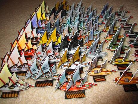 Barbary Corsairs at Fleet Review