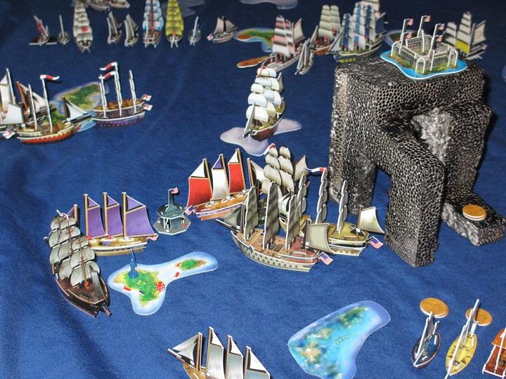 Pirates CSG Review artwork image
