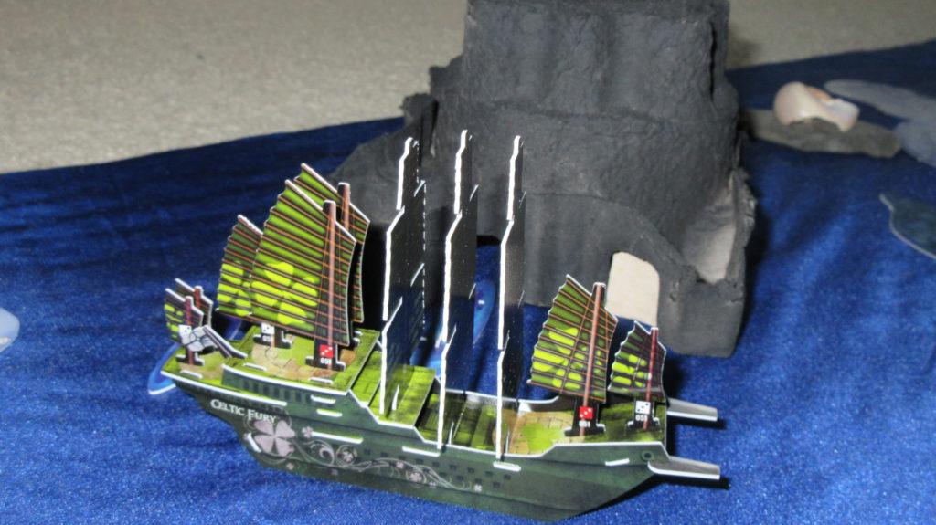 Celtic Fury Savage Shores Pirates CSG