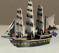 HMS Endeavour PotC