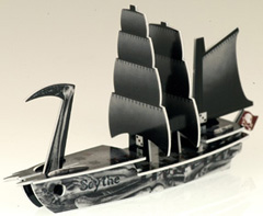 Pirates CSG Scythe Scorpion ship