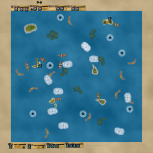 Board Game Online Pirates CSG VASSAL