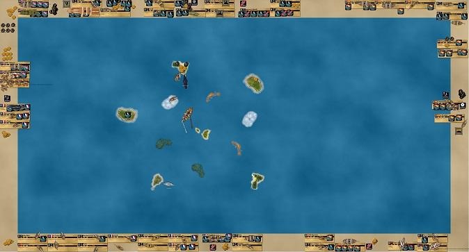 Norvegia fleet Pirates CSG Tournament 2