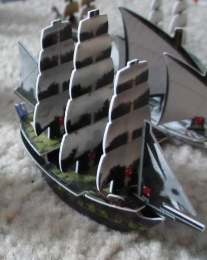 HMS Endeavour Pirates CSG