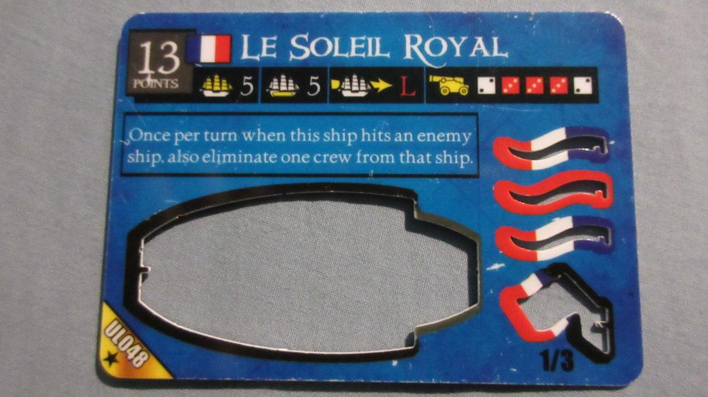Le Soleil Royal Revolution