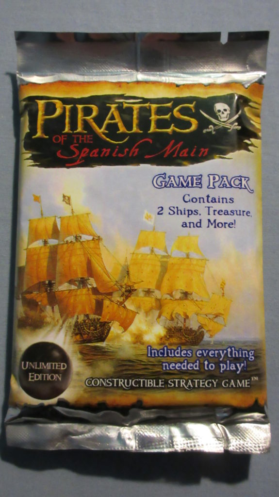 Pirates of the Spanish Main Unlimited Pack
