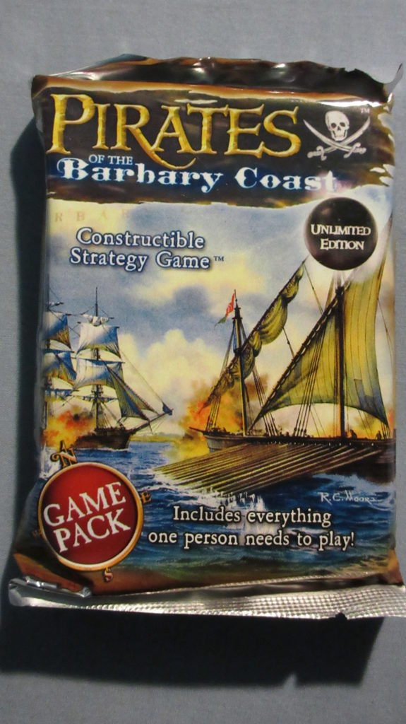 Pirates of the Barbary Coast Unlimited Pack