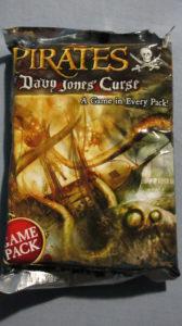 Davy Jones' Curse original pack art