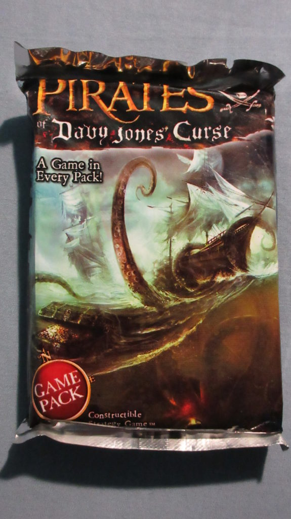 Pirates Davy Jones Curse second pack