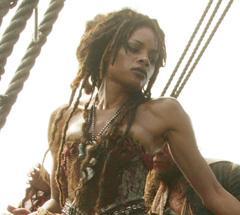Calypso Pirates of the Caribbean Pocketmodels crew
