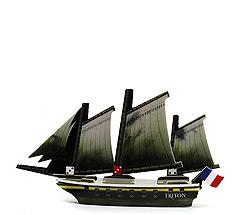 Le Triton Pirates of the Crimson Coast French ship