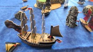 USS Atlanta in action Pirates CSG