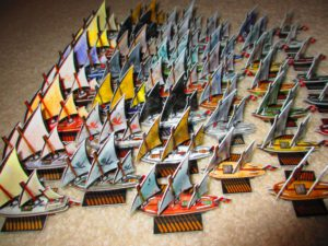 Barbary Corsairs 2014 Fleet Review