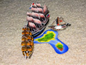 American Pirates fleet