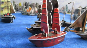 Paradox Pirate ship