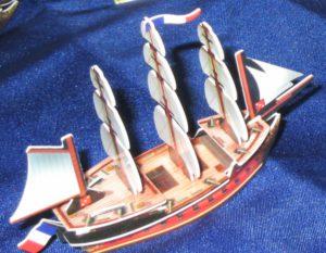 Le Superbe sailing