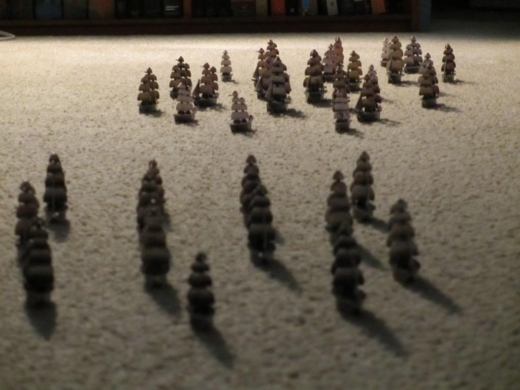 Moonlight Battle reenactment January 16th 2014