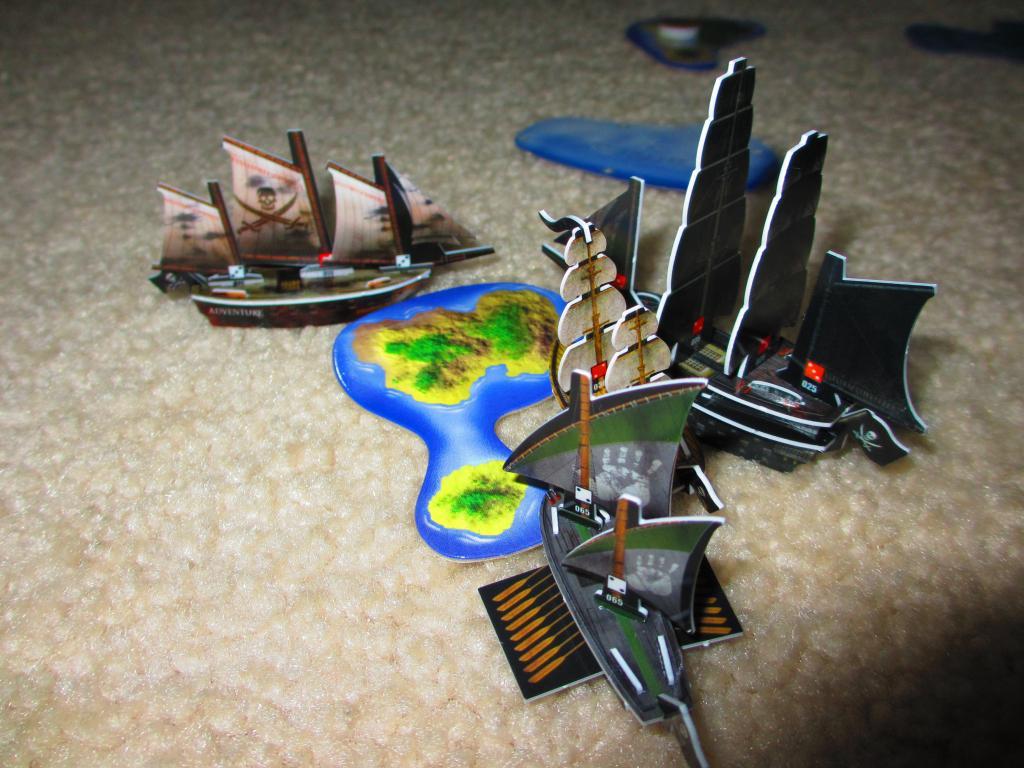 Pirates vs. Spanish - September 27th, 2014