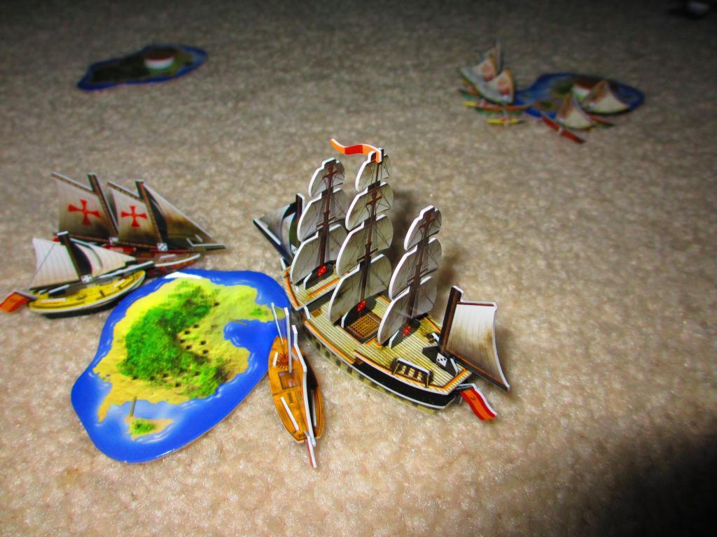 Spanish El Garante fleet