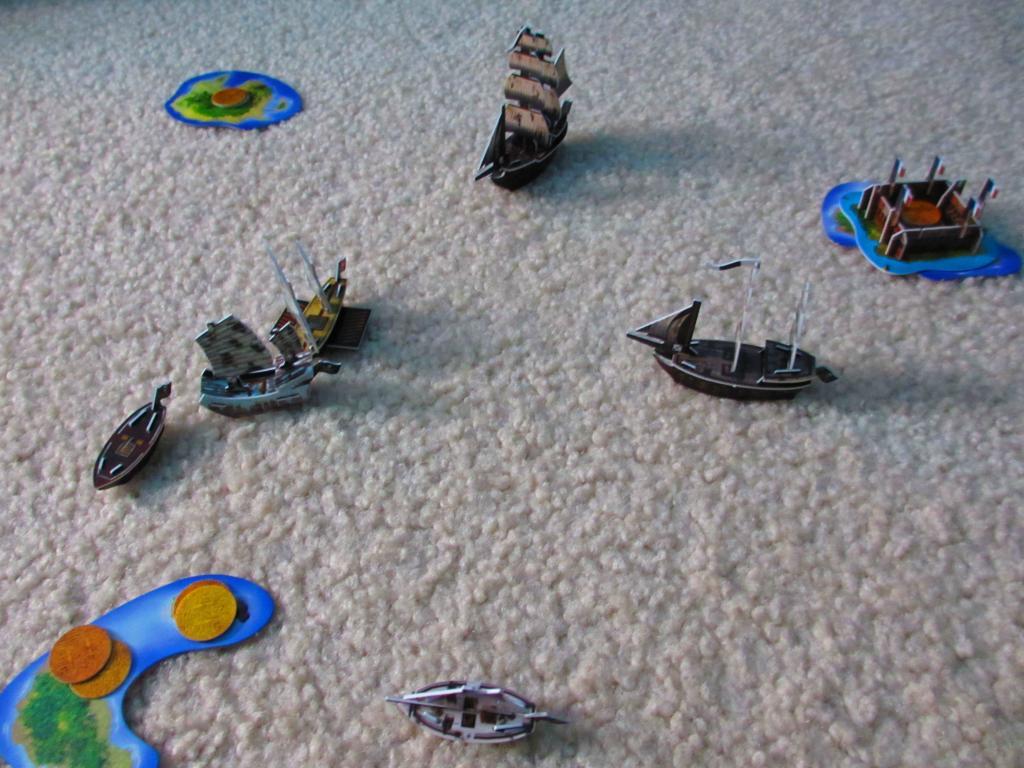 Dead Man's Chest UT fleet vs. Universal Pirate Shipping - December 21st, 2014