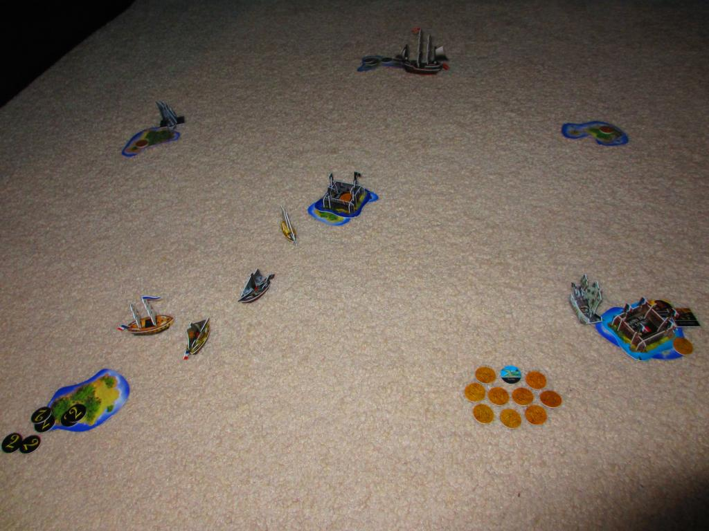 First Game of UPS 2 vs. Extra Action Gold Runners - December 22nd, 2014