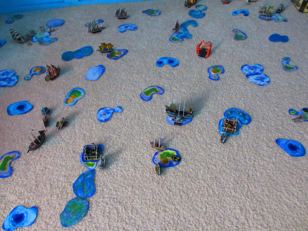 12 Fleet Multiplayer Game!  January 7th, 2015