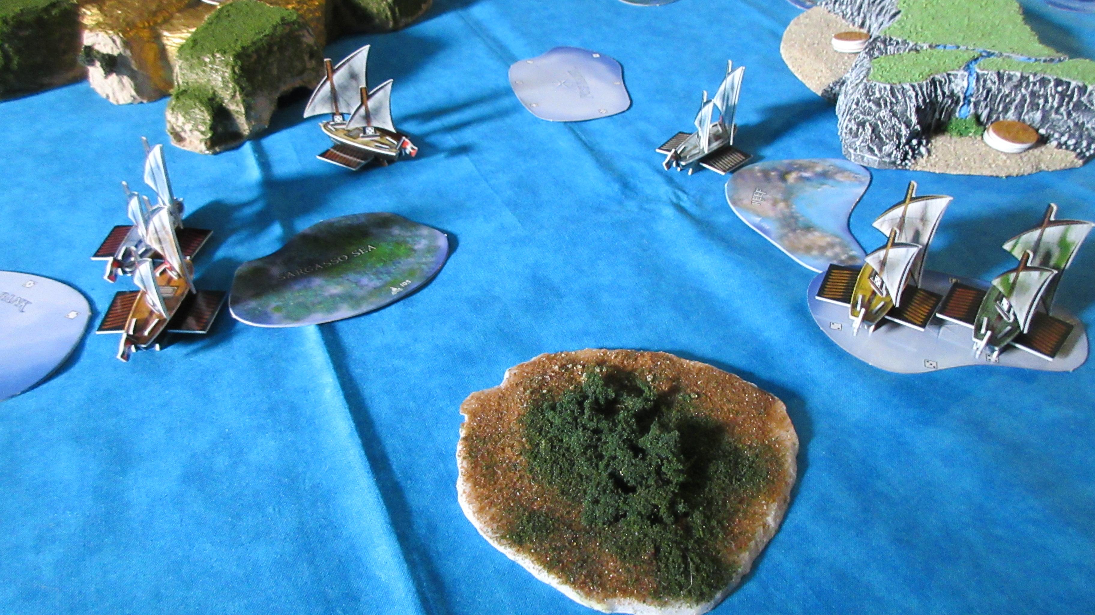 Corsair fleet