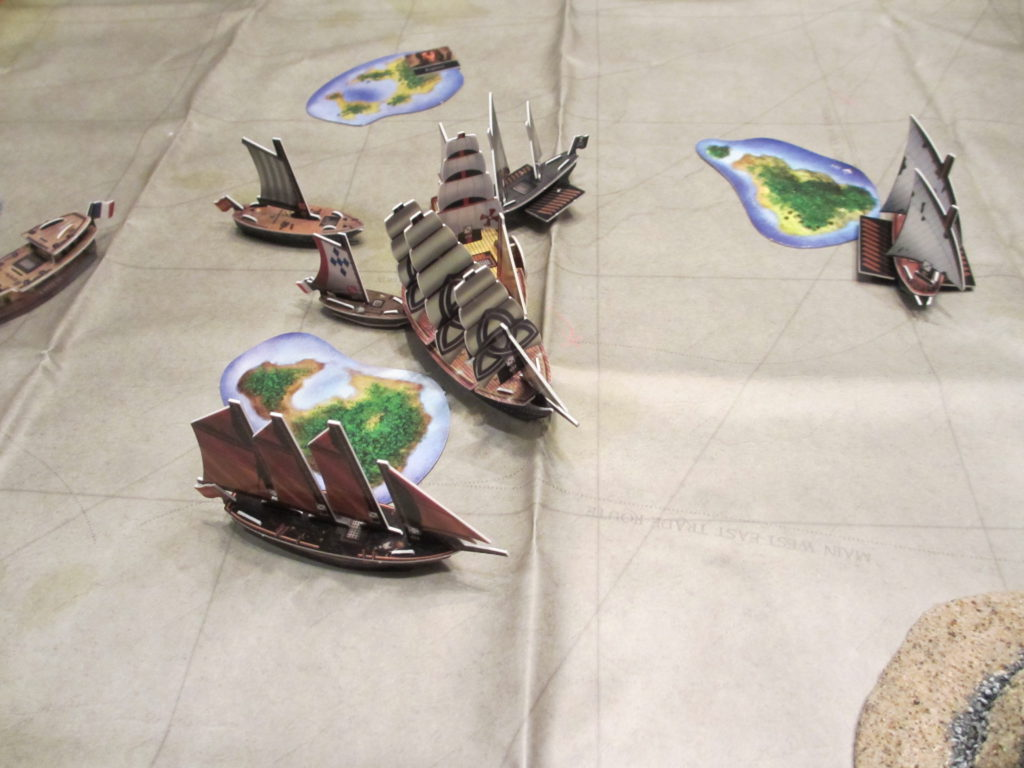 Plunder Pack Mat First Usage - May 17th, 2015
