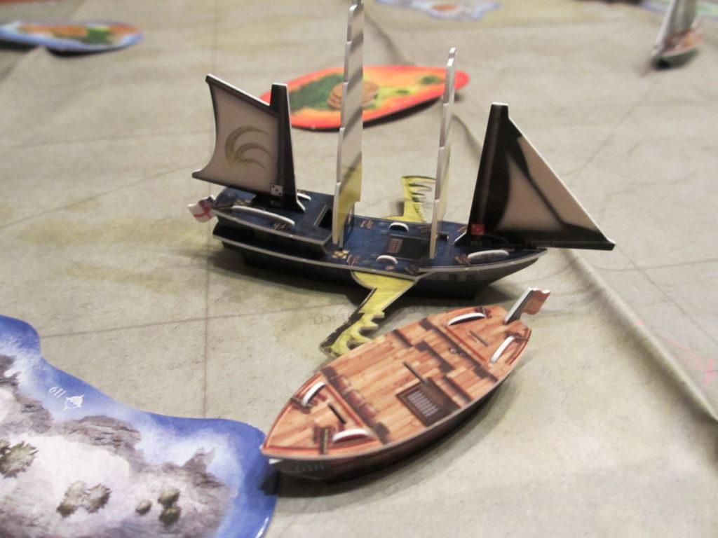 HMS Talon switchblade attack