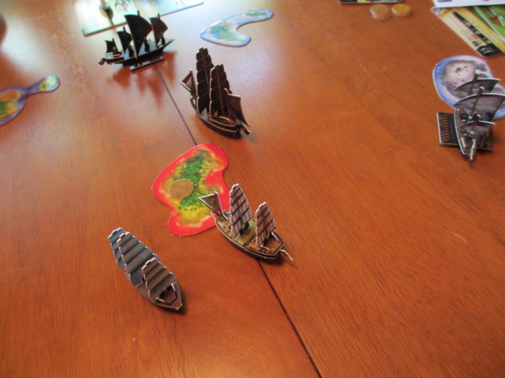 An Introductory Game - June 13th, 2015