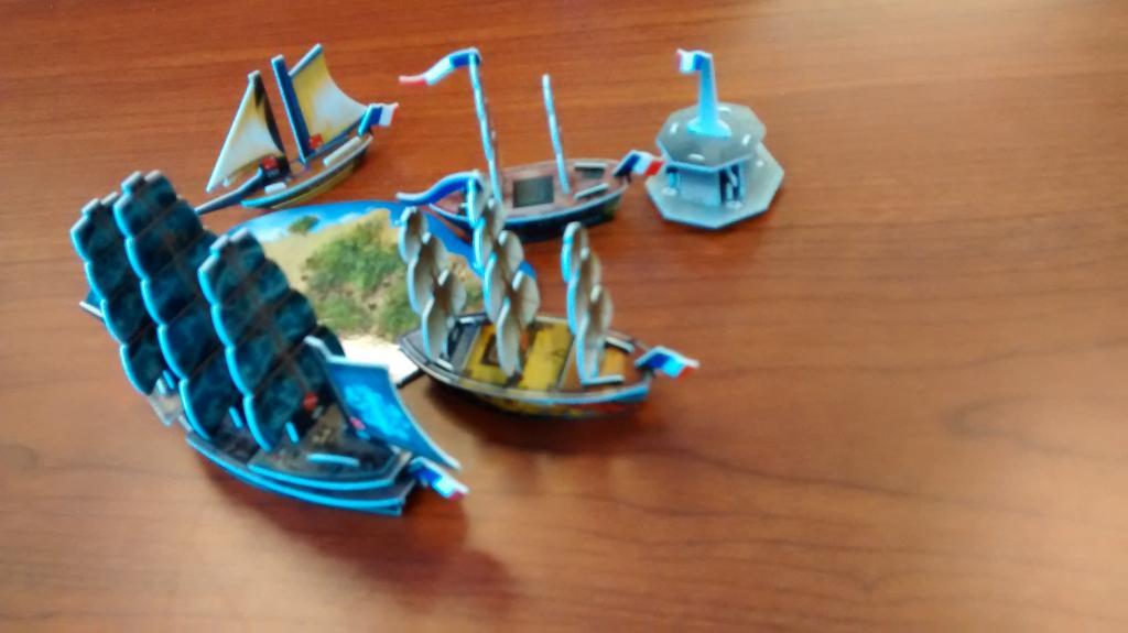 60 point French fleet