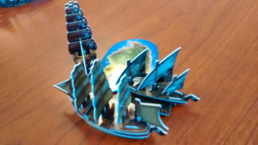 60 point Pirate fleet