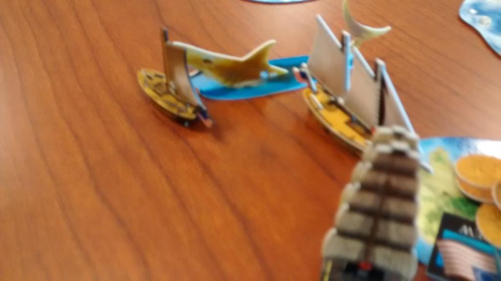 Shark attack! Philadelphia gets rammed