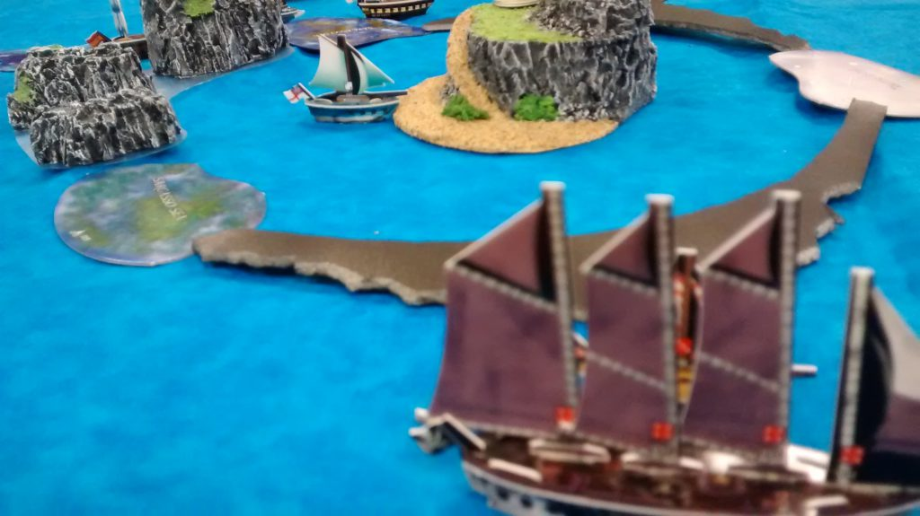 Honu Iki reaches wild island