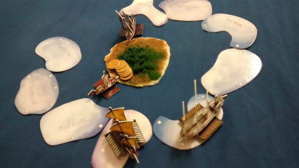 Barbary Corsair Civil War! October 26th, 2015