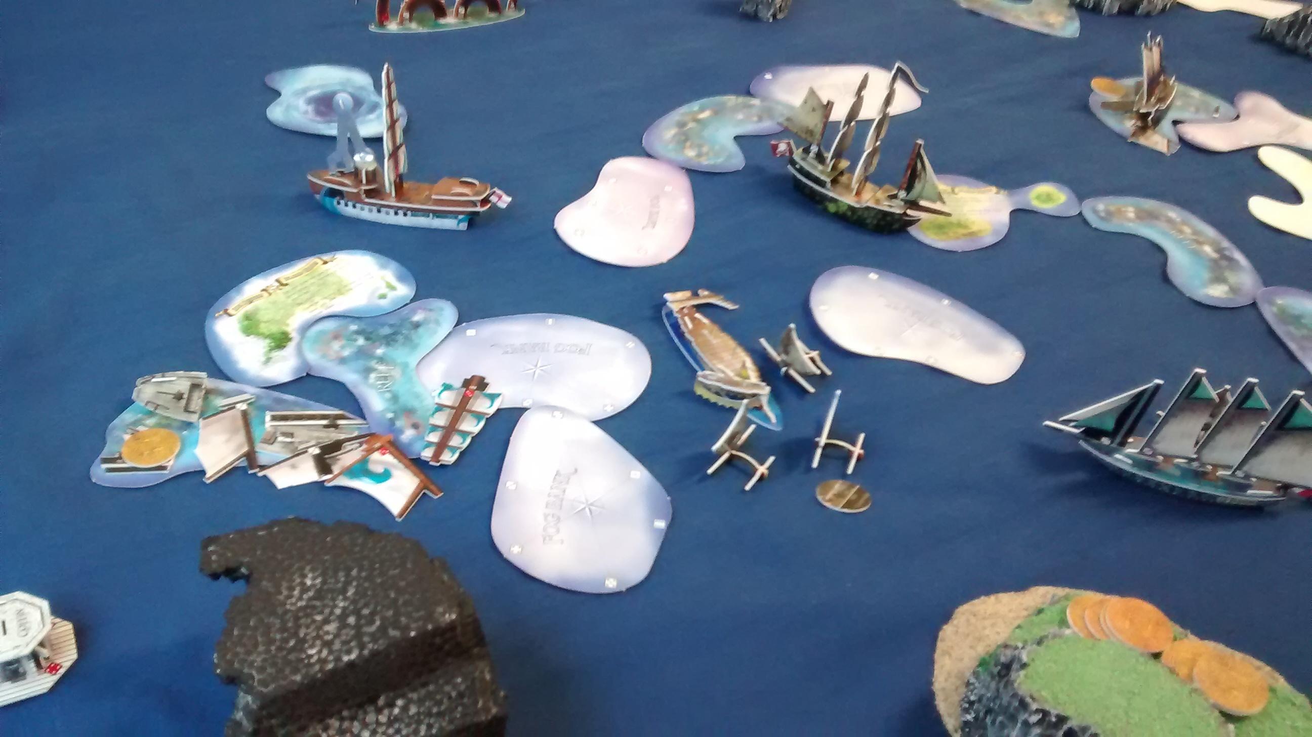 brutal Pirates CSG game
