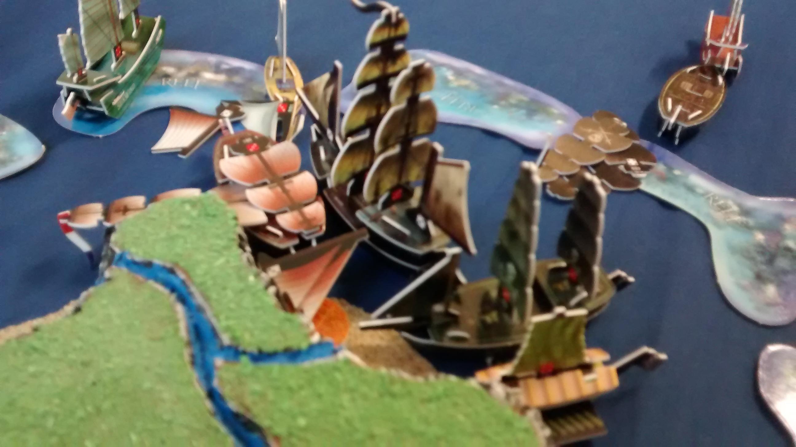 Pirates attack!