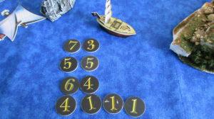 4 Fleet, 100 Point Game - June 14th, 2019