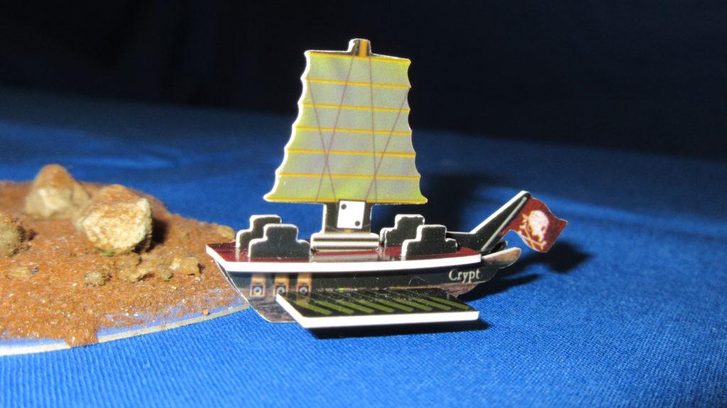 Crypt LE turtle ship Pirates CSG