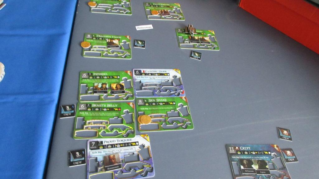 deckplates Pirates CSG game