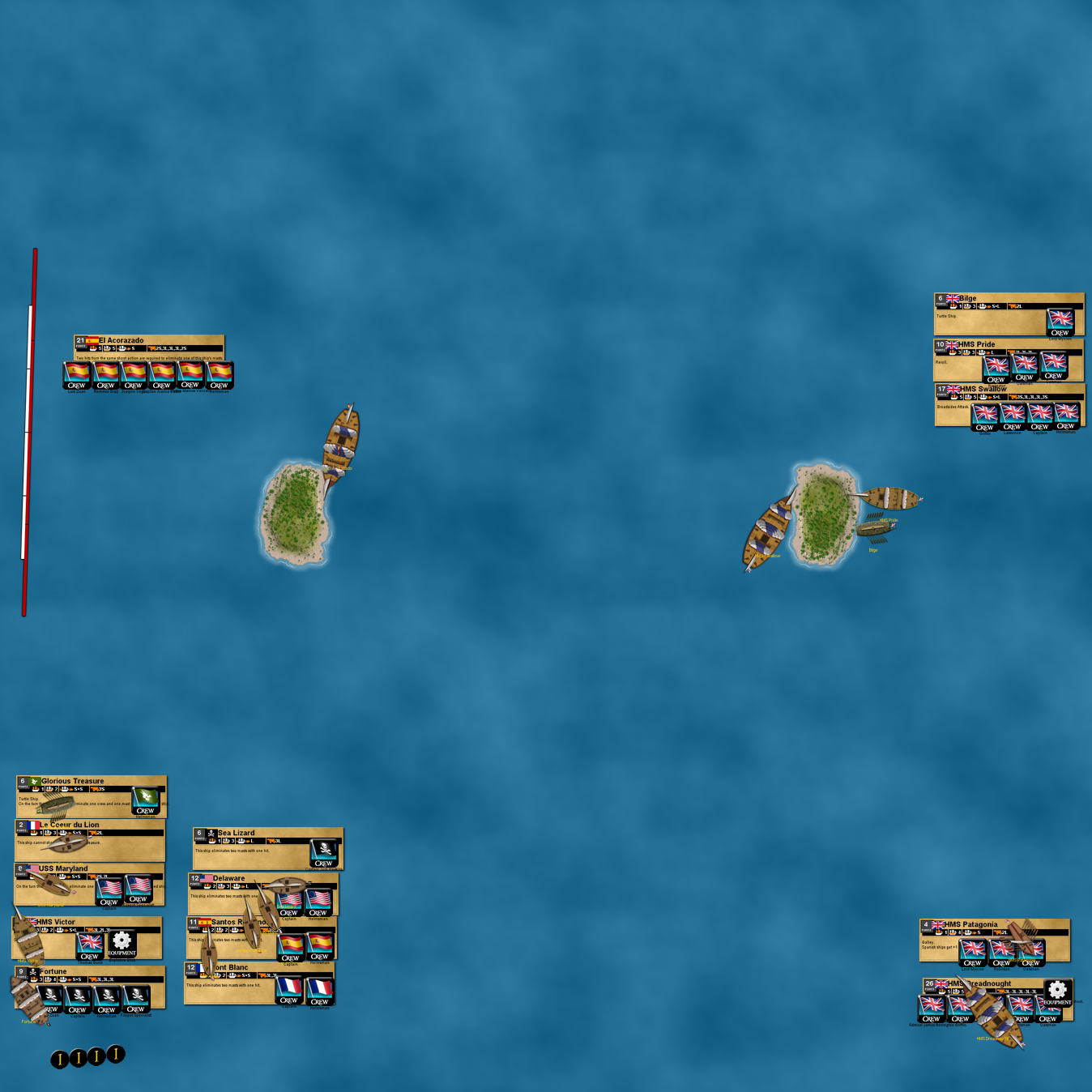 Sink the Battleship Fleet Challenge - October 1st, 2016